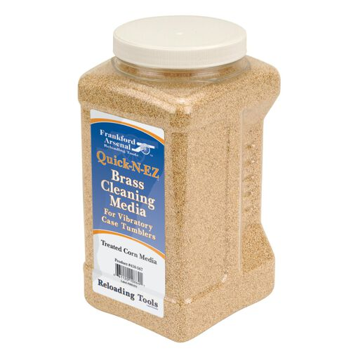 Treated Corn Cob Media 4.5 lbs.
