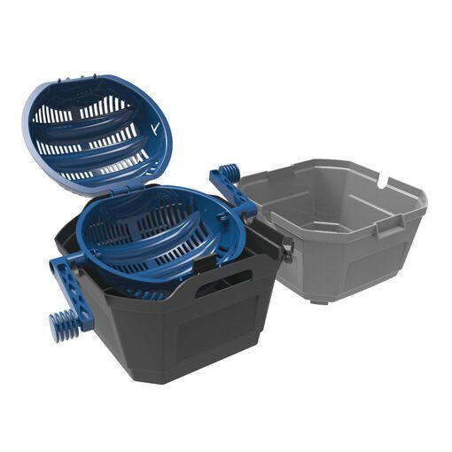 Wet/Dry Media Separator