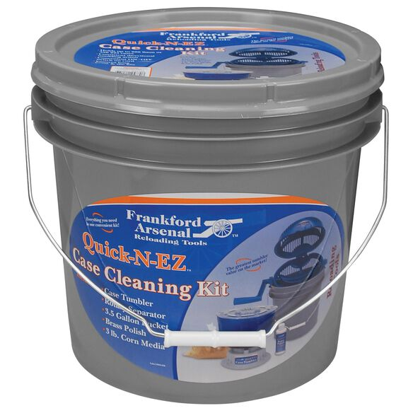 Quick-n-EZ™ Rotary Sifter Kit with Bucket