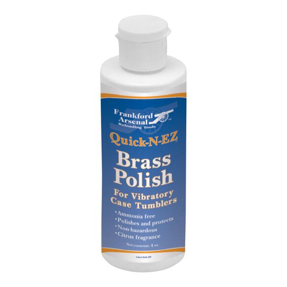 Quick-n-EZ™ Brass Polish