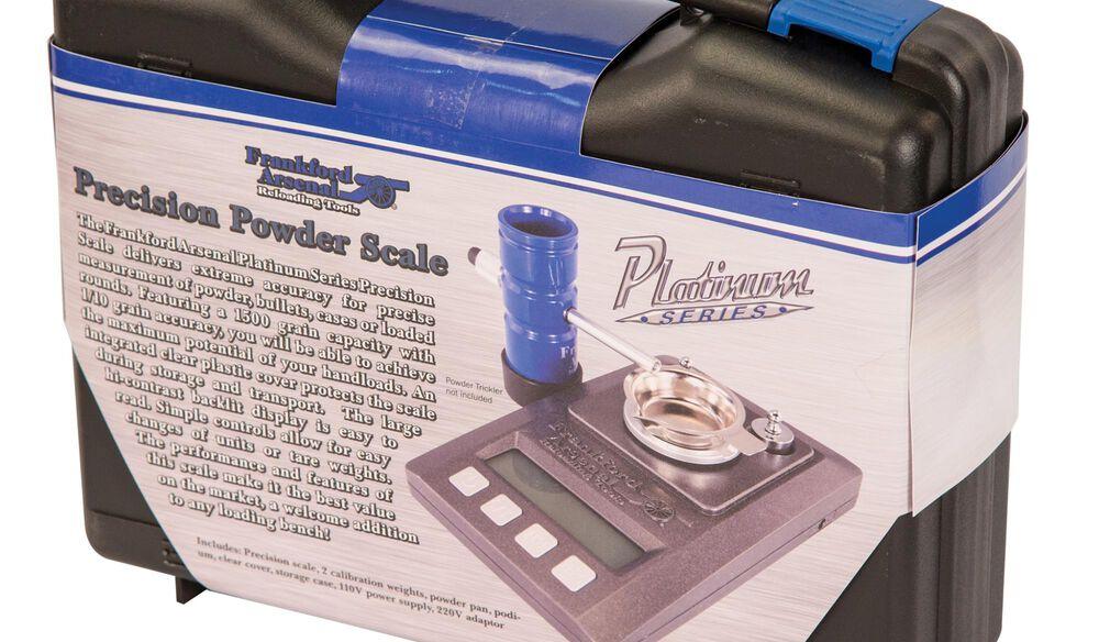 Platinum Series Precision Scale with Case