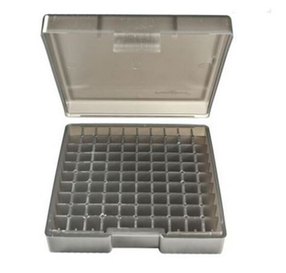 #1007, 44 Sp./44 Mag. 100 ct. Ammo Box (Must order in Multiples of 10)