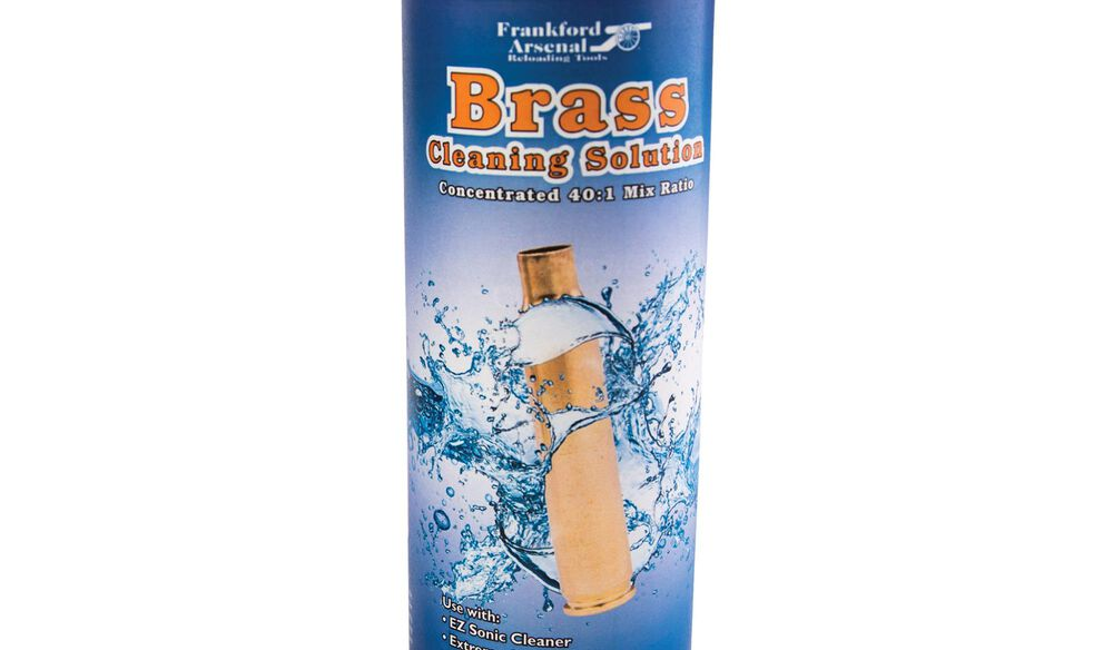 Brass Cleaning Solution
